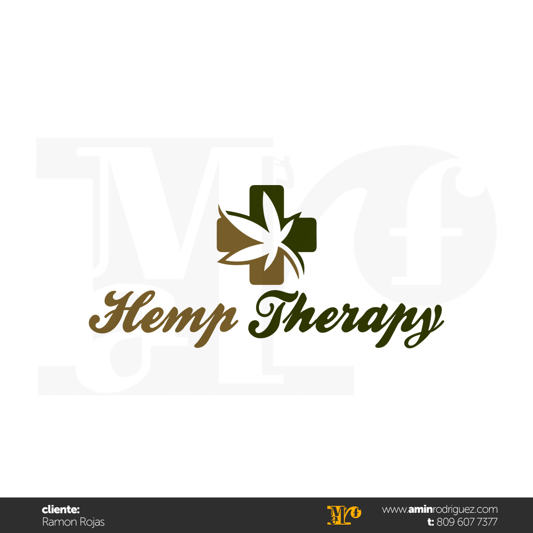 instagram_feed_design_hemp_therapy_logo